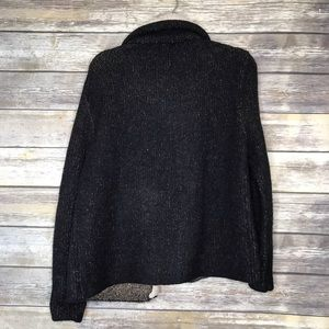 Zara Sweaters - Zara Sherpa S lined cardigan sweater